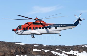 Sikorsky S61 Canadian Helicopters