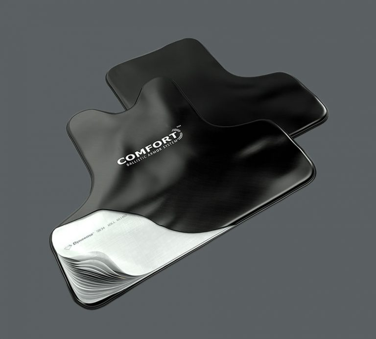Lightweight Soft Body Armor Panels by EnGarde®
